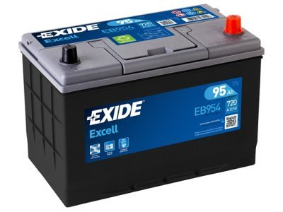 Akumulator Exide EB954 95 Ah D+