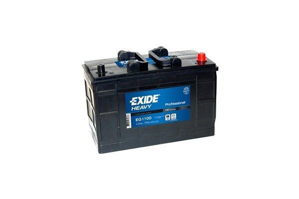 Akumulator Exide EG1100 110 Ah D+