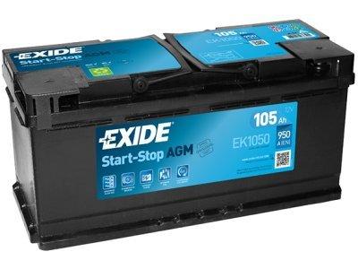 Akumulator Exide EK1050 AGM 105 Ah