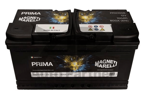 Akumulator Magneti Marelli, 100Ah, 800A