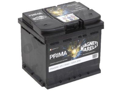 Akumulator Magneti Marelli - 50Ah/420A