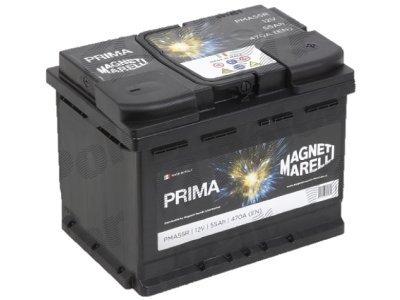 Akumulator Magneti Marelli - 55Ah/470A