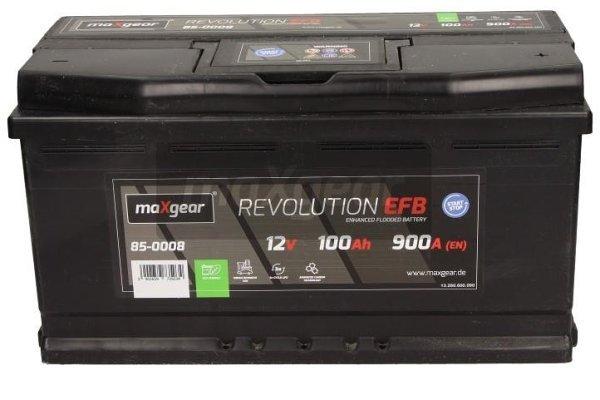 Akumulator MaxGear - 100Ah/900A D+