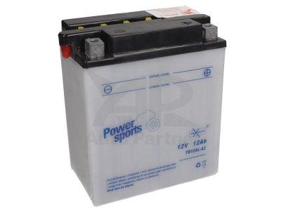 Akumulator MaxGear - 12Ah/120A D+