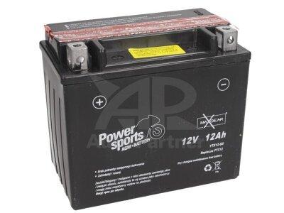 Akumulator MaxGear - 12Ah/150A L+ (AGM)