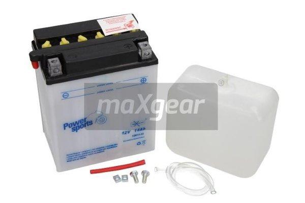 Akumulator MaxGear - 14Ah/140A D+