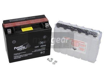 Akumulator MaxGear - 20Ah/230A D+