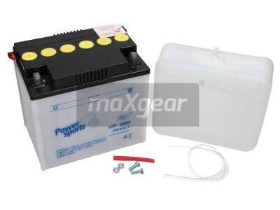 Akumulator MaxGear - 24Ah/240A D+