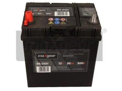 Akumulator MaxGear - 35Ah/300A L+