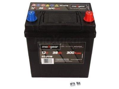 Akumulator MaxGear - 38Ah/300A D+