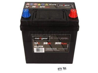 Akumulator MaxGear - 38Ah/300A L+
