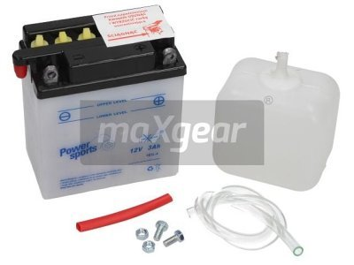 Akumulator MaxGear - 3Ah/30A D+