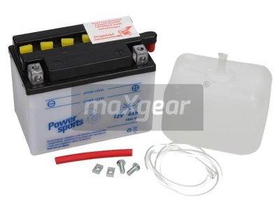 Akumulator MaxGear - 3Ah/42A D+