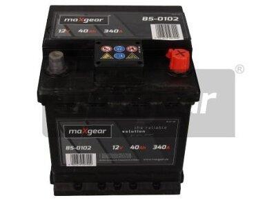 Akumulator MaxGear - 40Ah/340A L-