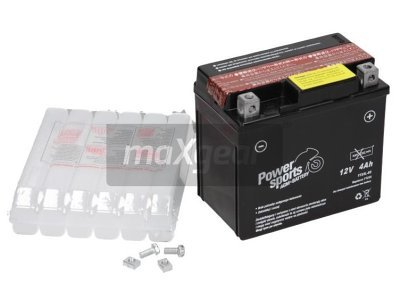 Akumulator MaxGear - 43Ah/62A D+
