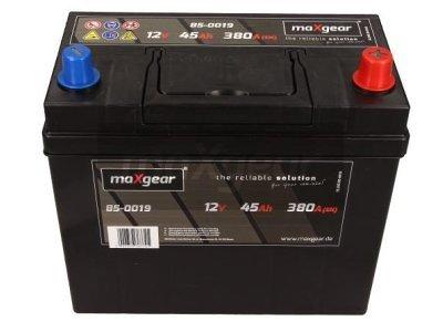 Akumulator MaxGear - 45Ah/380A L+