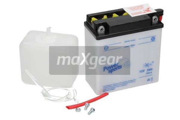 Akumulator MaxGear - 5Ah/50A D+