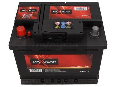 Akumulator MaxGear - 60Ah/540A L+