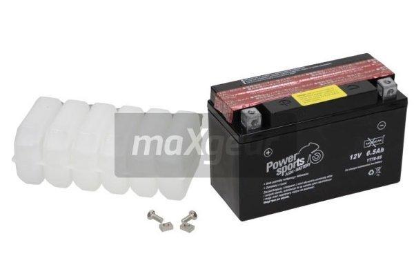 Akumulator MaxGear - 6,5Ah/70A L+ (AGM)