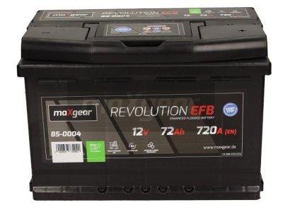 Akumulator MaxGear - 72Ah/720A D+