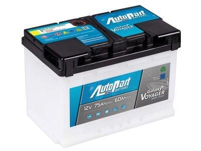 Akumulator MaxGear - 75Ah L+