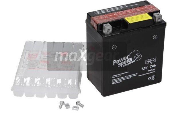 Akumulator MaxGear - 7Ah/95A D+