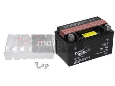 Akumulator MaxGear - 7Ah/95A L+