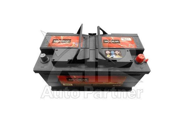 Akumulator MaxGear - 83Ah/720A D+