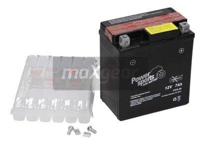 Akumulator MaxGear 85-9004 - 7Ah/95A D+
