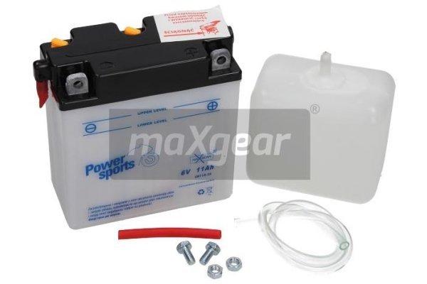 Akumulator MaxGear 85-9014 -11 Ah D+