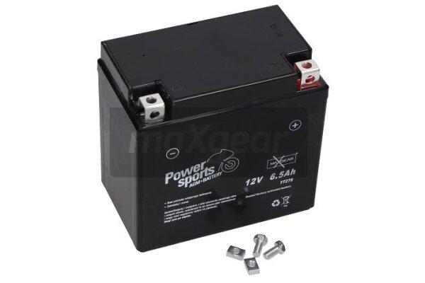 Akumulator MaxGear 85-9039 - 6Ah/95A D+