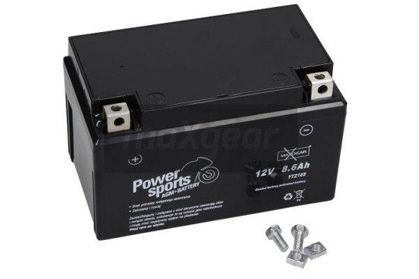 Akumulator MaxGear - 8,6Ah/140A L+ (AGM)