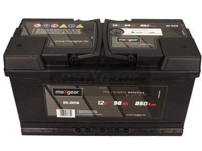 Akumulator MaxGear - 98Ah/850A D+