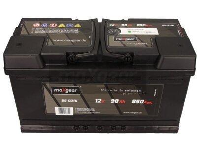 Akumulator MaxGear - 98Ah/850A L+
