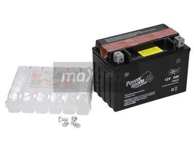 Akumulator MaxGear - 9Ah/105A L+