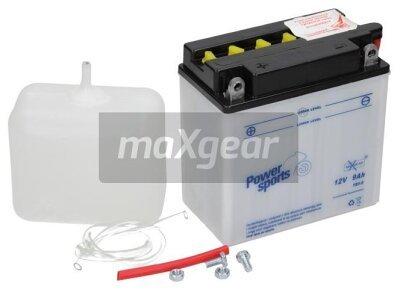 Akumulator MaxGear - 9Ah/90A L+