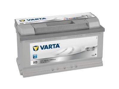 Akumulator Varta 100Ah D+