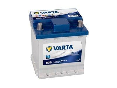 Akumulator Varta 44Ah D+ Punto