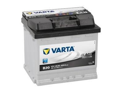 Akumulator Varta 45Ah L+ 5454130403122