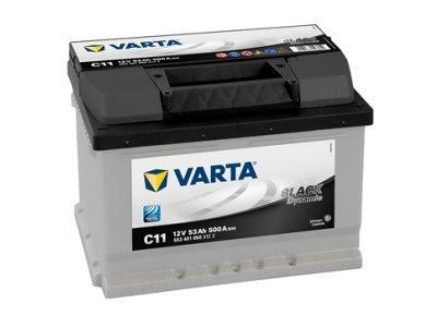 Akumulator Varta 53Ah D+