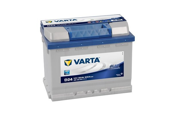 Akumulator Varta 60Ah D+