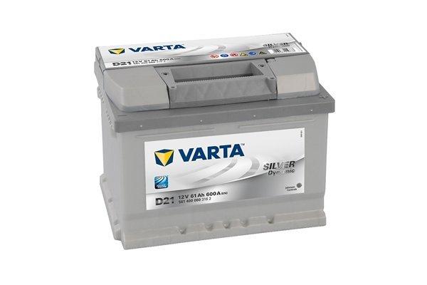 Akumulator Varta 61Ah D+