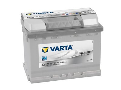 Akumulator Varta 63Ah D+