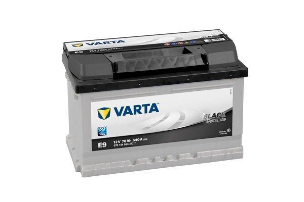 Akumulator Varta 70Ah D+