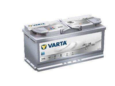 Akumulator Varta AGM 105Ah D+
