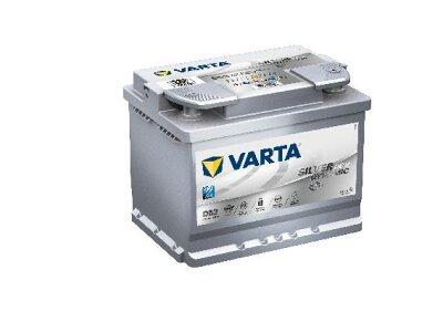 Akumulator Varta AGM 60Ah D+