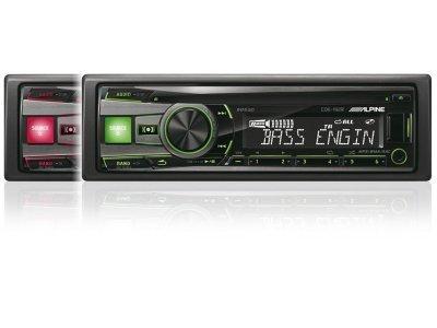 Alpine Autoradio CDE-192R +RDS