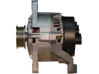 Alternator 063731258010 - Fiat Ducato 94-02, 75 A, 62 mm