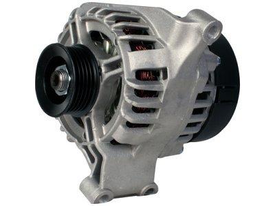 Alternator A4058 - Fiat, Lancia, 75 A, 55 mm