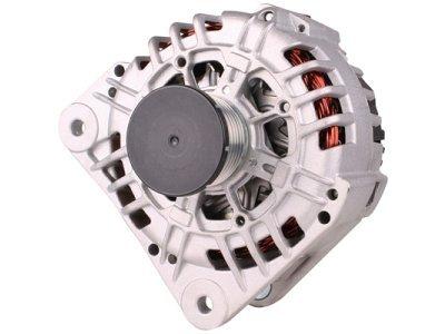 Alternator Nissan, Opel, Renault, Volvo, 125 A, 48,5 mm